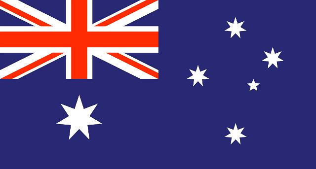 photo of australia flag free australian stock images