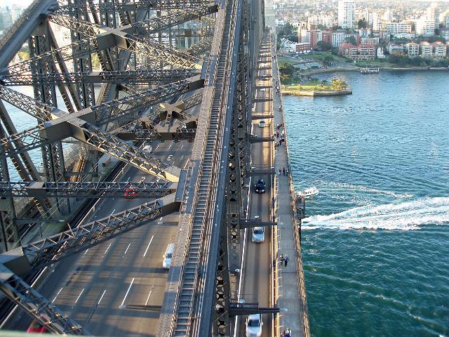 Photo Of Sydney Harbour Bridge Free Australian Stock Images