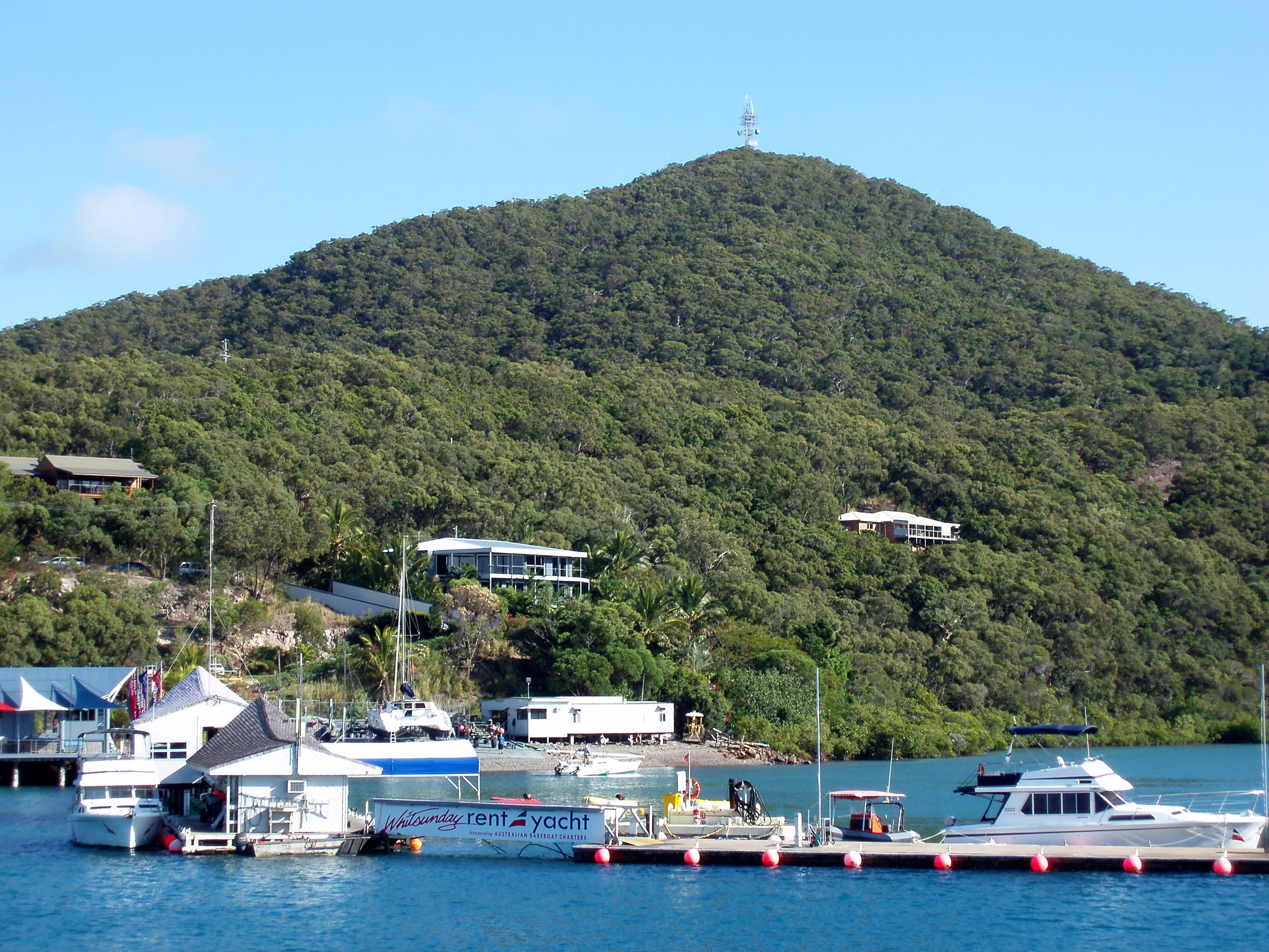 Shute Harbour To Long Island