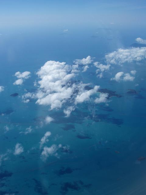 Photo Of Whitsunday Islands Under Clouds Free Australian