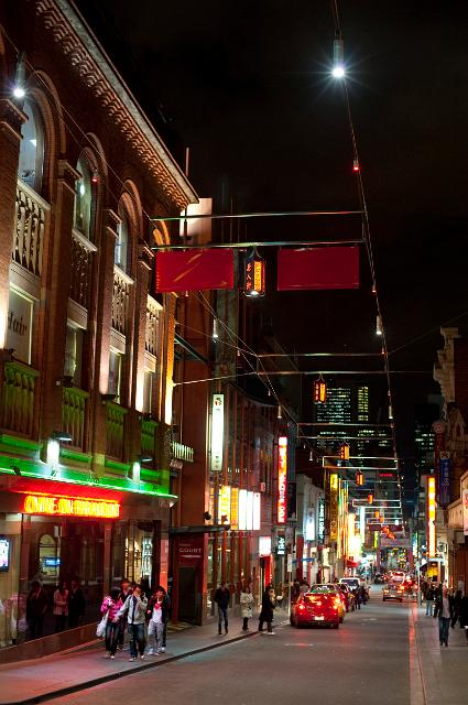Photo Of China Town Melbourne At Night Free Australian