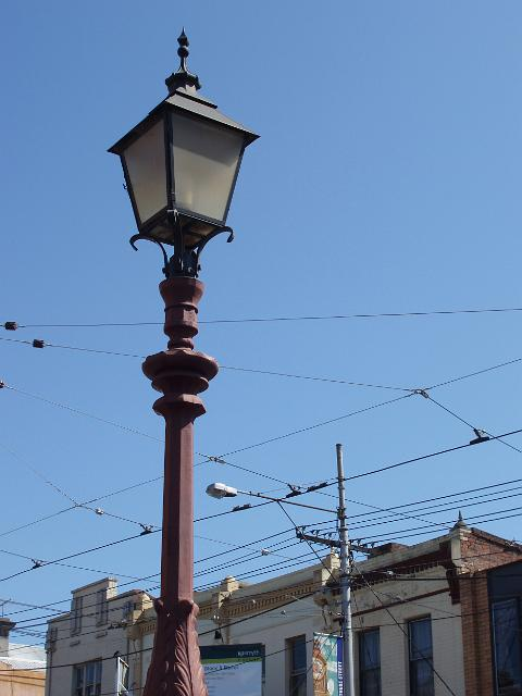 Photo Of Old Gas Lamp Free Australian Stock Images